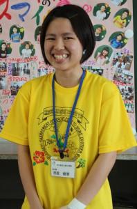 西里樹李さん(22歳)
