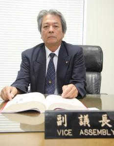 上地 廣敏氏(64歳)