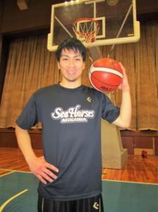 狩俣昌也選手