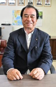 砂川恵助さん